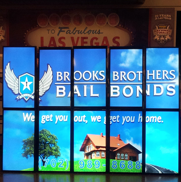 Event Marketing, Video wall